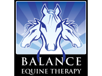 Vancouver equine therapy logo design